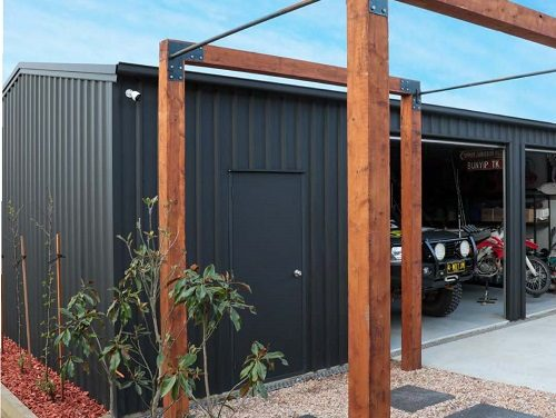 NEW Personal Access DOORs for SHEDS launched