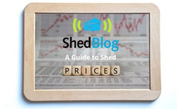 A guide – How Much does a shed cost?