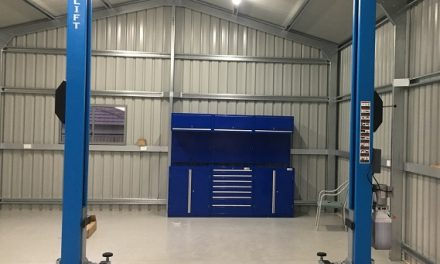 Why You Need A Car Hoist In Your Garage Shed