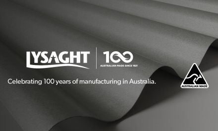 Lysaght Celebrates 100 Years of Manufacturing in Australia