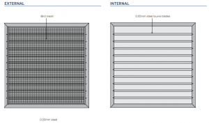 Colorbond-Steel-Wall-Vent-Dimensions-0.55mm